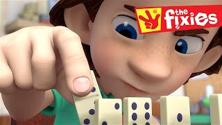 The Fixies ★ THE CHAIN REACTION   MORE Full Episodes ★ Fixies English   Videos For Kids