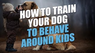 How to Train Your Dog to Behave Around Kids (Quick Tips)