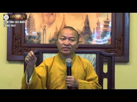 Hạnh phúc của người tu học Phật