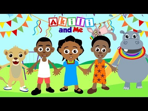 Preschool Songs from Akili and Me |