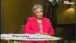 Conversando con Cristina Pacheco - Pilar Luna