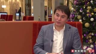 BNews.kz. Арман Давлетяров о казахстанском шоубизе, семье и казахских традициях