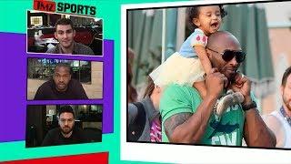 Kobe Bryant's Arms Look Super Jacked at Disneyland | TMZ Sports - Video Youtube