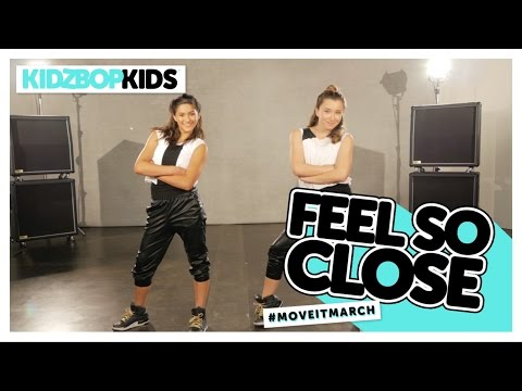 KIDZ BOP Kids - Feel So Close (Dance Along)