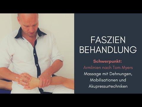 Übungen zur Schmerz zervikalen Osteochondrose Video