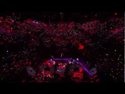 Coldplay - Charlie Brown & Paradise [Live]