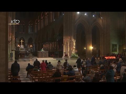 Messe du 3 février 2017