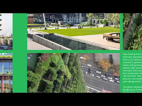 Urban Greening- Urban Ideas