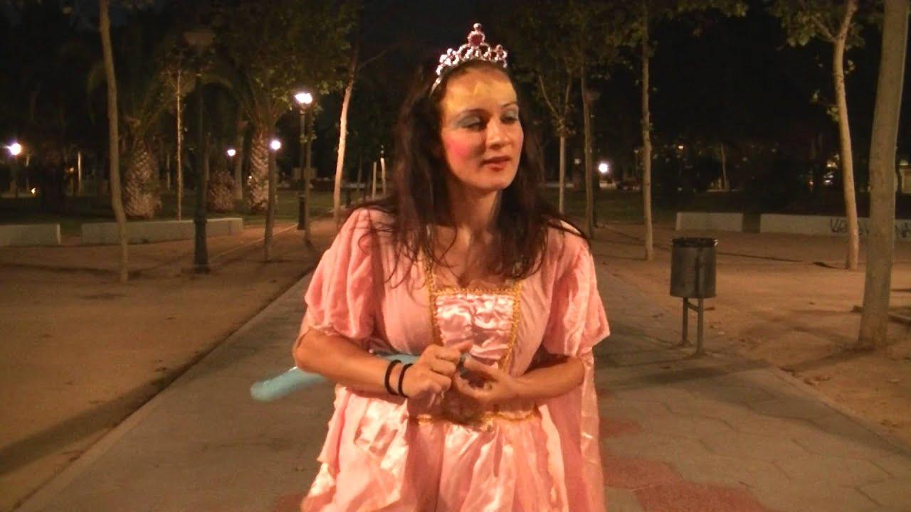 Fiestas de princesas con globoflexia
