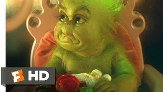 How The Grinch Stole Christmas 2/9 Movie CLIP  Baby Grinch 2000 HD