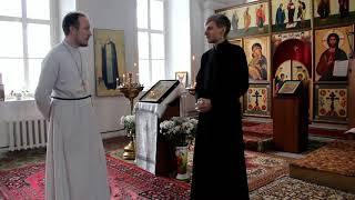 Интервью с Андреем Тарасовым | Крещение Господне