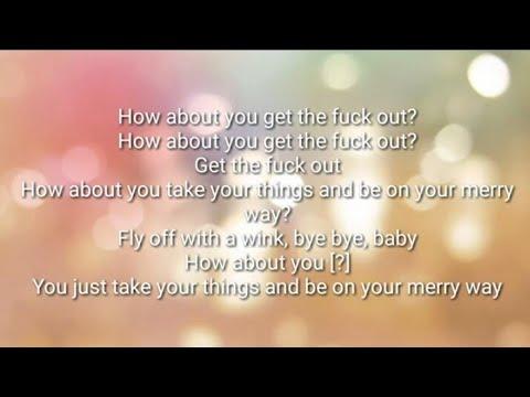 Mariah Carey - GTFO ( Full Lyrics Audio )