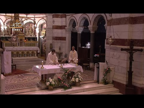 Laudes et Messe du 2 octobre 2021 à Notre-Dame de la Garde