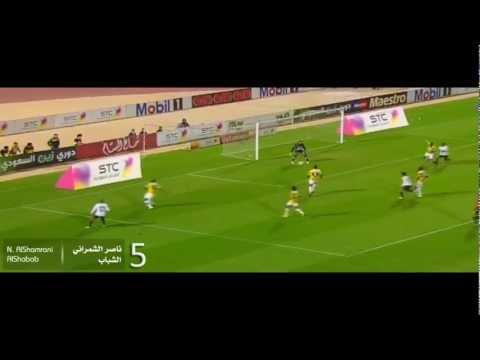 أجمل 5 أهداف في الجولة 18 من دوري زين