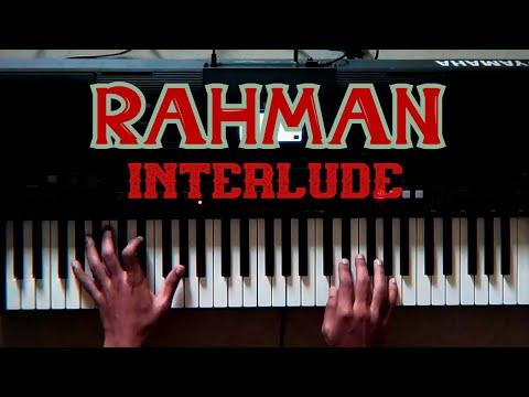 A R Rahman's Interlude | Veerapandi Kottaiyile | ThirudaThiruda | SeventyDecibels