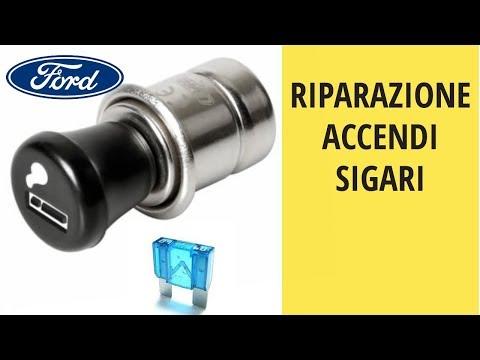 Accendisigari Rotto - Sostituzione Fusibili COME FARE - Ford Fiesta 1.2 2010 [Tutorial]