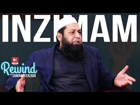 Inzamam-ul-Haq on Rewind with Samina Peerzada Interview | Inzi | Cricket Matches | PSL | Ep 10