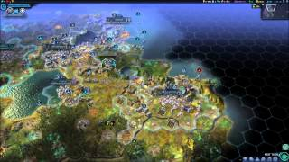 Civilzation: Beyond Earth Timelapse - Watch me lose AGAIN