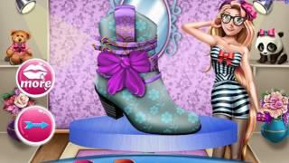 Мультик игра Принцессы Диснея: Модные аксессуары (Princesses Outfit Design)