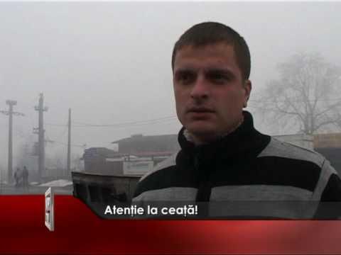 Atenţie la ceaţă!