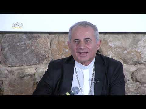 « Sauver les livres et les hommes ». Conférence du Père Najeeb o.p. aux Rencontres de Preuilly