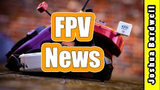 What does Fat Shark have to do to beat DJI? (FPV News with JB and @ItsBlunty)