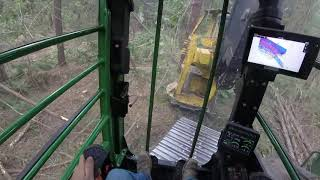 How To Operate    John Deere Track Feller Buncher