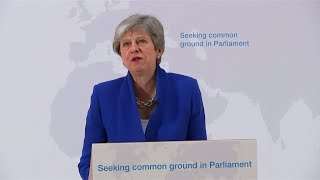 The Europe Report: Theresa May's 2nd Brexit Referendum offer