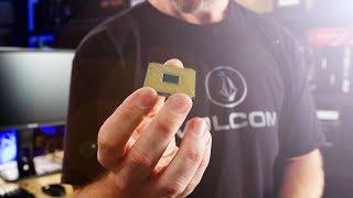 How to fix bent CPU pins