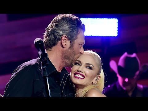 Blake Shelton + Gwen Stefani Have Reason to Celebrate