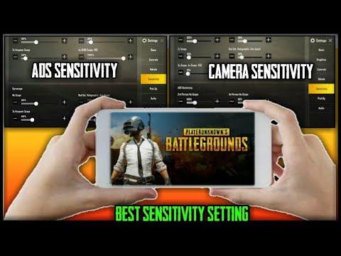 Pubg Mobile Camera Vs Ads Sensitivity   STAMP TV