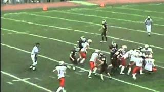 Billy Mahoney Football Highlights 2011
