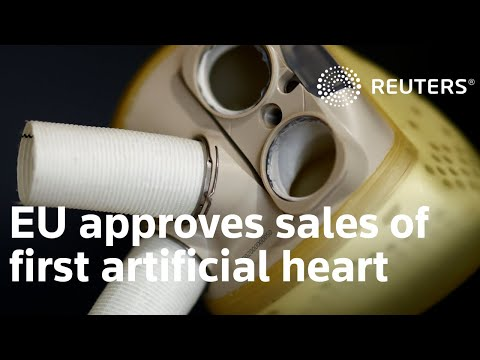 The World's First Artificial Heart