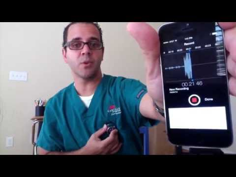 thinklabs – electronic stethoscope