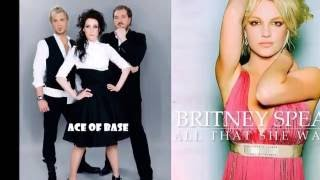 Ace of Base - All That She Wants 2009 (DEMO) feat Britney Spears