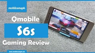 Qmobile Noir S6s Gaming Review