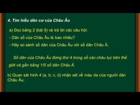 DIA LI BAI 11 CHAU AU