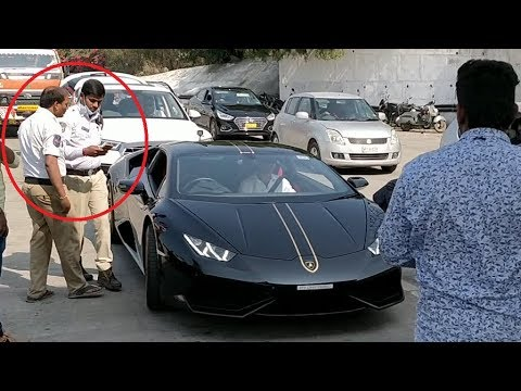 SUPER CARS IN INDIA - DECEMBER 2018 (Hyderabad)