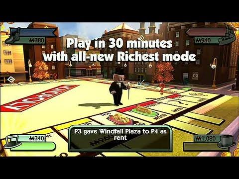 Видео № 0 из игры Monopoly (Б/У) [Wii]