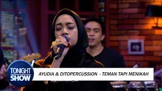 Ayudia & Dito Percussion - Teman Tapi Menikah