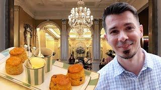 Afternoon Tea At Claridges - Best Afternoon Tea London