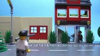 preview picture of video 'Der Banküberfall - oder: Verbrechen lohnt nicht'
