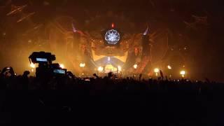 Qlimax 2018 | Sub Zero Project | D-Block S-Te-Fan The Darkest Hour | 4k60FPS