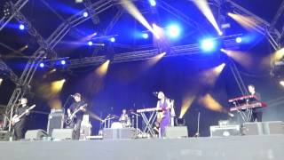 THE CHILLS - Doledrums (live @Primavera Sound) (4-6-2016)