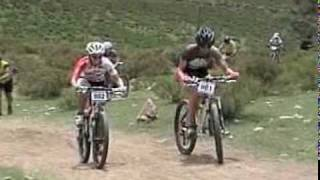 preview picture of video 'MTB  mountain bike en Tafi del valle 2010'
