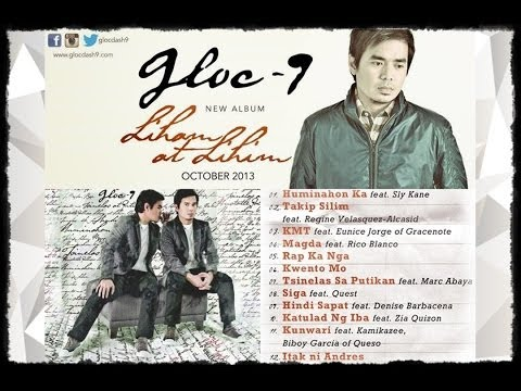Gloc-9 - Liham at Lihim Album Full (with Lyrics)