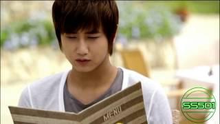 SS501, Heo Young Saeng Vertigo (버티고 있지만 - 허영생) One Step OST