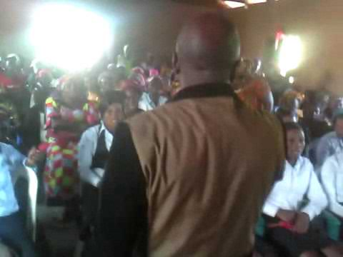 Elijah Abalaka Ministering in songs