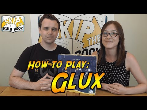 Glux - How to Play (Skip the Rulebook)