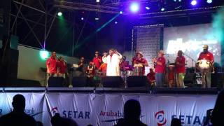 "Esmond ""Papa Jones"" Jones Live at Caiso & Soca Monarch Aruba 2017"